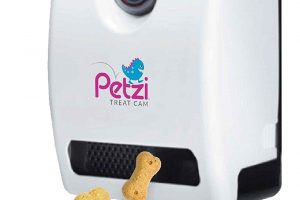 Petzi Treat Cam