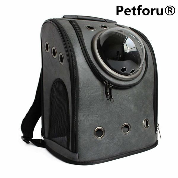 Petforu Space Capsule Cat Travel Bag