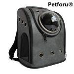Petforu Space Capsule Cat Travel Bag
