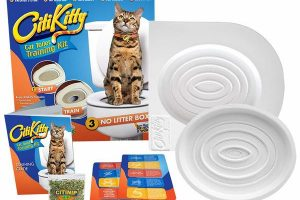 CitiKitty Cat Toilet Training Kit Review