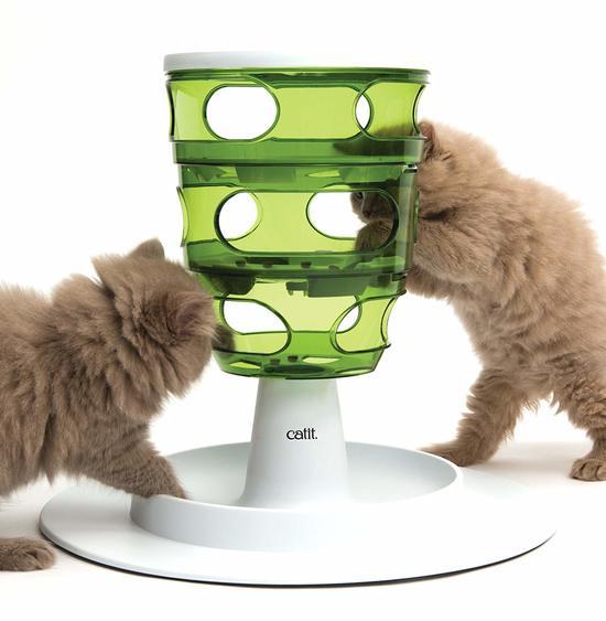 Catit Senses 2.0 Food Tree cat toy