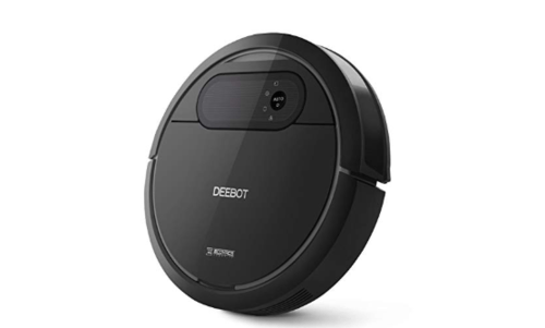 ECOVACS DEEBOT N78 Robot Vacuum Cat Hair Cleaner
