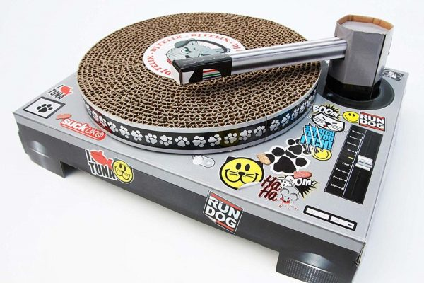 Suck UK Cat Scratching DJ Deck personal review