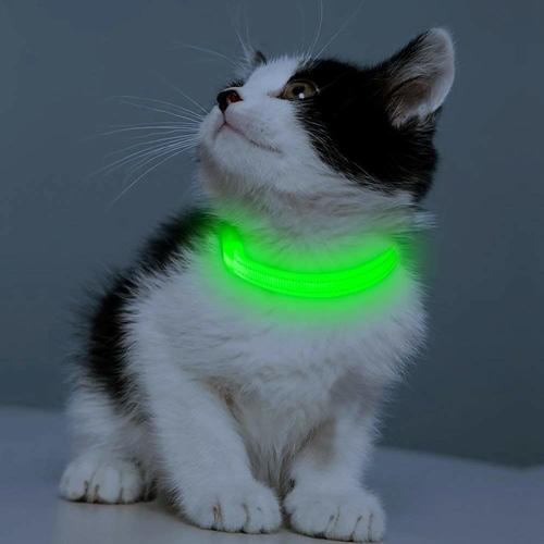 Domi Led cat Collar