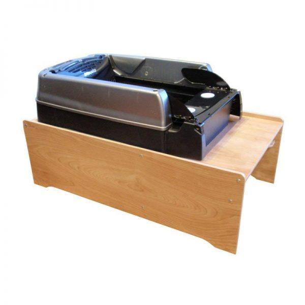 Littermaid self cleaning box
