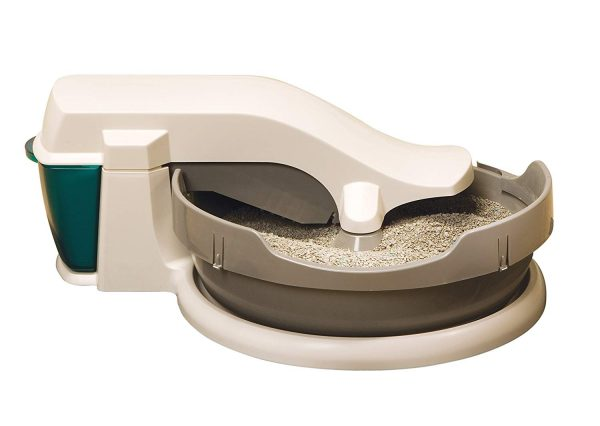 PetSafe Simply Clean Self-Cleaning Cat Litter Box