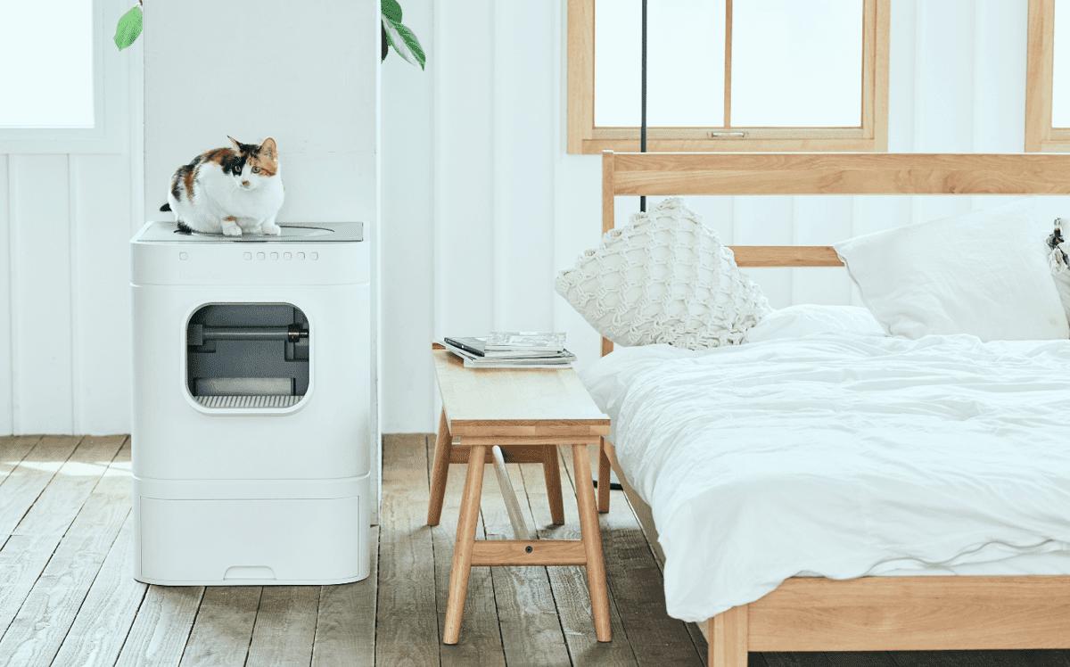 PurrSong Cat Litter Box