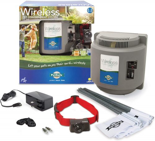 PetSafe Wireless Cat Containment System